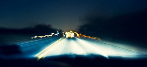 Avoid Driver Fatigue At Night
